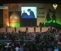 Al-syed Ibrahim Ameen - ليلة الثامن منشهر محرم - Muharram 1437/2015 - Arabic