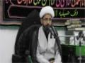 [07] Karbala Itmam-e-Hujjat-e-Ilahi - Agha Basheer Ahmed - Muharram 1437/2015 - Urdu