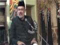 [09][Last] Insani Mashere par Ambiya-e-Elahi ka Asar - 9 Muharram 1437 - Moulana Agha Mujahid Hussain - Urdu