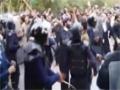 اسلام آباد : مسجد امام حسن جلوس پر پولیس کا بدترین لاٹھی چارج - Urdu