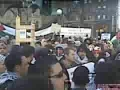 Protest in Chicago USA against Israel Terror - Dec08 - Gaza massacre - English