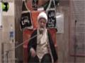 [02] Hikmate Azadari | حکمت عزاداری - H.I. Ghulam Abbas Raesi - 13th Muharram 1437/2015 - Urdu