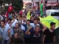 Halkalıda Caferiler Suriye\\\'de Savaşa Hayır dedi! - Turkish Sub English
