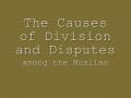 Causes of Division among Muslims ALLAMA FAZIL MOSAVI  - urdu