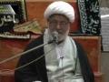 [04] Hikmate Azadari | حکمت عزاداری - H.I. Ghulam Abbas Raesi - 15th Muharram 1437/2015 - Urdu