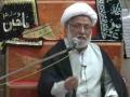 [05] Hikmate Azadari | حکمت عزاداری - H.I. Ghulam Abbas Raesi - 16th Muharram 1437/2015 - Urdu