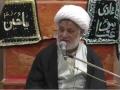 [09] Hikmate Azadari | حکمت عزاداری - H.I. Ghulam Abbas Raesi - 20th Muharram 1437/2015 - Urdu
