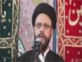 [07] Muharram1436 - Causes of Disgrace and Downfall of a Nation - H.I Zaki Baqri - Urdu
