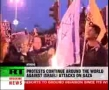 Worldwide Protests Against Israeli Aggression in Gaza - English