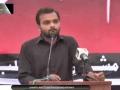 [یوم حسین ع] Br. Syed Mosa Rizvi - 29 Oct 2015 - Karachi University - Urdu