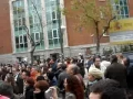Protest in Madrid against Israel - Dec08 - Gaza massacre