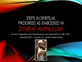 [03 Majlis] Steps in Spiritual Progress in the Light of Ziyarat Aminullah - Sh Saleem Bhimji - 12 Muharram1437 - English