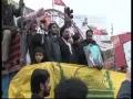 Rally for Gaza in Pakistan - 05Jan09 - Urdu