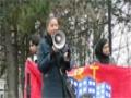 Speech by Heather Milton (Indigenous activist) at Toronto Protest against Islamophobia - 21 Nov 2015 - English