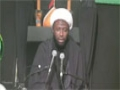 [Ashra-e-Zainabiya] Sheikh Nuru Mohammed - 10 Safar 1437 - The KSIMC of London - English