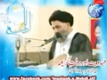 انقلابِ اسلامی ایک امتحان برائے ظہور امام مہدی - Aga Jawad Naqvi - Urdu