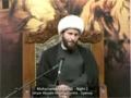 [03] Hal min naasirin yansurni - Sheikh Hamza Sodagar - Muharram 1437/2015 - English
