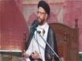 [Khamsa Majalis] 04 Majlis Defensive Mechanism of Islam - H.I. Syed Zaki Baqri - 24 Muharram 1437/2015 - Lahore - Urdu