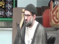 [03 Majlis] lessons learnt from karbala - Maulana Syed Hassan Mujtaba - Safar 1437/2015 - English