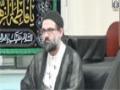 [05 Majlis] lessons learnt from karbala - Maulana Syed Hassan Mujtaba - Safar 1437/2015 - English