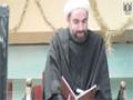 [01 Majlis] Islamic Nature and lifestyle - Maulana Farrokh Sekaleshfar - Safar 1437/2015 - English