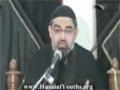 [Short Clip ] Kam az Kam jo Maloom hai us pe amal karain - H.I Aga Ali Murtaza Zaidi - Urdu