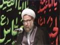 Majlis - Agha Hurr Shabbiri - 02 Safar 1437/2015 - Toronto Canada - Urdu