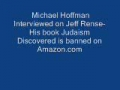 M Hoffman on rense radio about  book Judaism Discovered-English