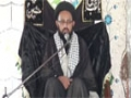 [01] Haqeeqi Aur Takhleeqi Intezaar - H.I Sadiq Taqvi - Muharram 1437-2015 - Urdu
