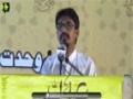 [Warisan e Wilayat Conference] Kalam : Janab Zulfiqar - 10 Oct 2015 - Urdu