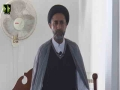 [Friday Sermon] H.I. Haider Naqvi - 29 Jan 2016 - Defence, Karachi - Urdu