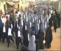 17th Rabi\'ul Awwal, 1436 Day 5 Unity Week Maulud Procession shaikh ibrahim zakzaky – Hausa