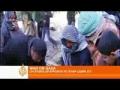 Israel bombs Gaza Cemetery - 14Jan09 - English