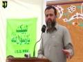 [Seminar : Youm e Mustafa (s)] Speech: Naqi Hashmi نقی ہاشمی - Karachi University - Urdu