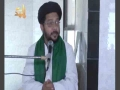 Maulana Shoaib Naqvi - ہمارے فراموش شدا اقدار   | URDU