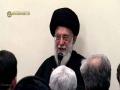 Dua By Leader of the Islamic Revolution on Ayyame Fatmya - 2016 - Farsi