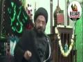 [CLIP] Husayni Lashkar ki Taaqat - Moulana Taqi Agha   Urdu