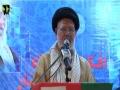 [Seminar : 21st Barsi Shaheed Dr. Muhammad Ali Naqvi] Speech : H.I Shabbir Bukhari - 20 Mar 2016 - Urdu