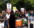 [MWA - AUS] [2] Protest Against Terrorism On Shahdat Of Shk. Nimar - English