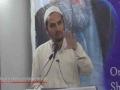 [Seminar 2016] Shaheed-e-Khamis   Moulana  Munawar Ali Sahab - Urdu