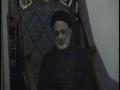 Paigham-e-Karbala H.I Muhammad Askari Sham-e-Ghariban Muharam Dallas 2009-Urdu